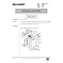 Sharp DM-2000 (serv.man118) Technical Bulletin