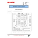 Sharp DM-2000 (serv.man58) Technical Bulletin