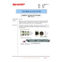 Sharp MX-1800N (serv.man68) Technical Bulletin