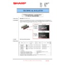 Sharp MX-1800N (serv.man71) Technical Bulletin