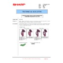 Sharp MX-1800N (serv.man75) Technical Bulletin