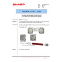 Sharp MX-1800N (serv.man76) Technical Bulletin
