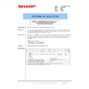Sharp MX-1800N (serv.man77) Technical Bulletin