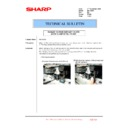 Sharp MX-1800N (serv.man78) Technical Bulletin