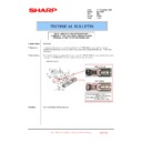 Sharp MX-1800N (serv.man79) Technical Bulletin