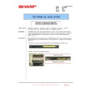 Sharp MX-1800N (serv.man81) Technical Bulletin