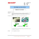 Sharp MX-1800N (serv.man89) Technical Bulletin