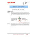 Sharp MX-1800N (serv.man90) Technical Bulletin