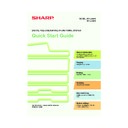 Sharp MX-2300N, MX-2700N, MX-2300G, MX-2700G, MX-2300FG, MX-2700FG (serv.man30) User Guide / Operation Manual