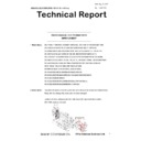 Sharp MX-2300N, MX-2700N, MX-2300G, MX-2700G, MX-2300FG, MX-2700FG (serv.man39) Technical Bulletin