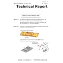 Sharp MX-2300N, MX-2700N, MX-2300G, MX-2700G, MX-2300FG, MX-2700FG (serv.man40) Technical Bulletin