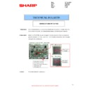 Sharp MX-2610N, MX-3110N, MX-3610N (serv.man102) Technical Bulletin