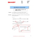 Sharp MX-2610N, MX-3110N, MX-3610N (serv.man104) Technical Bulletin