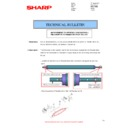 Sharp MX-2610N, MX-3110N, MX-3610N (serv.man109) Technical Bulletin