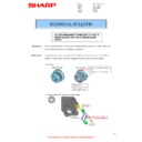 Sharp MX-2610N, MX-3110N, MX-3610N (serv.man117) Technical Bulletin