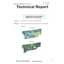 Sharp MX-2610N, MX-3110N, MX-3610N (serv.man130) Technical Bulletin