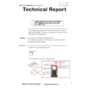 Sharp MX-2610N, MX-3110N, MX-3610N (serv.man134) Technical Bulletin