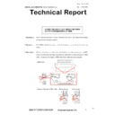 Sharp MX-2610N, MX-3110N, MX-3610N (serv.man137) Technical Bulletin