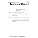 Sharp MX-2610N, MX-3110N, MX-3610N (serv.man139) Technical Bulletin