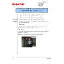 Sharp MX-2610N, MX-3110N, MX-3610N (serv.man178) Technical Bulletin