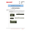 Sharp MX-2610N, MX-3110N, MX-3610N (serv.man189) Technical Bulletin