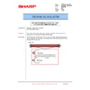 Sharp MX-2610N, MX-3110N, MX-3610N (serv.man193) Technical Bulletin