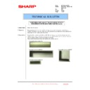 Sharp MX-2610N, MX-3110N, MX-3610N (serv.man220) Technical Bulletin