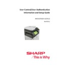 Sharp MX-2610N, MX-3110N, MX-3610N (serv.man36) FAQ