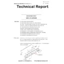Sharp MX-2610N, MX-3110N, MX-3610N (serv.man43) Technical Bulletin