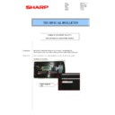 Sharp MX-2610N, MX-3110N, MX-3610N (serv.man46) Technical Bulletin