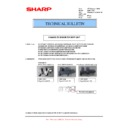 Sharp MX-2610N, MX-3110N, MX-3610N (serv.man49) Technical Bulletin