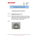 Sharp MX-2610N, MX-3110N, MX-3610N (serv.man55) Technical Bulletin