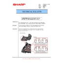 Sharp MX-2610N, MX-3110N, MX-3610N (serv.man69) Technical Bulletin