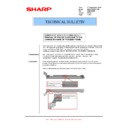 Sharp MX-2610N, MX-3110N, MX-3610N (serv.man70) Technical Bulletin