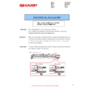 Sharp MX-2610N, MX-3110N, MX-3610N (serv.man89) Technical Bulletin
