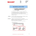 Sharp MX-2610N, MX-3110N, MX-3610N (serv.man92) Technical Bulletin