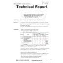 Sharp MX-2614N, MX-3114N (serv.man125) Technical Bulletin