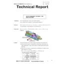 Sharp MX-2614N, MX-3114N (serv.man132) Technical Bulletin