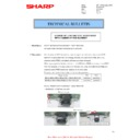 Sharp MX-2614N, MX-3114N (serv.man63) Technical Bulletin