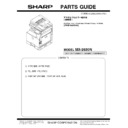Sharp MX-2630 (serv.man5) Parts Guide