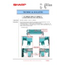 Sharp MX-4100N, MX-4101N, MX-5000N, MX-5001N (serv.man100) Technical Bulletin