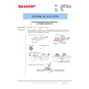 Sharp MX-4100N, MX-4101N, MX-5000N, MX-5001N (serv.man114) Technical Bulletin