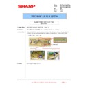 Sharp MX-4100N, MX-4101N, MX-5000N, MX-5001N (serv.man132) Technical Bulletin