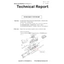 Sharp MX-4100N, MX-4101N, MX-5000N, MX-5001N (serv.man49) Technical Bulletin