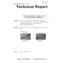 Sharp MX-4100N, MX-4101N, MX-5000N, MX-5001N (serv.man55) Technical Bulletin