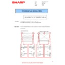 Sharp MX-4100N, MX-4101N, MX-5000N, MX-5001N (serv.man64) Technical Bulletin