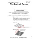 Sharp MX-4100N, MX-4101N, MX-5000N, MX-5001N (serv.man78) Technical Bulletin