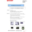 Sharp MX-4100N, MX-4101N, MX-5000N, MX-5001N (serv.man79) Technical Bulletin