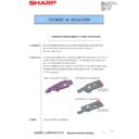 Sharp MX-4100N, MX-4101N, MX-5000N, MX-5001N (serv.man85) Technical Bulletin