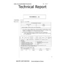 Sharp MX-5500N, MX-6200N, MX-7000N (serv.man160) Technical Bulletin